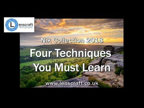 The Nik Collection 2018 Four Techniques You Must Learn