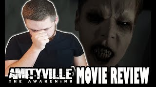 Nonton Amityville  The Awakening   Movie Review  Bella Thorne Horror Film  Film Subtitle Indonesia Streaming Movie Download