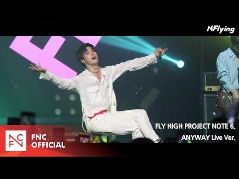N.Flying (엔플라잉) – ANYWAY (LIVE ver.)