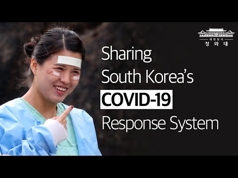 [S.Korea's Secret Weapon Against COVID-19, Explained by 13 Frontline Workers] 유튜브 동영상 보러가기