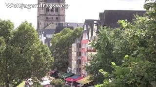 Cologne (Köln), Germany (Deutschland) - August, 2012