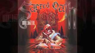 SACRED OATH - Sweet Agony (audio)