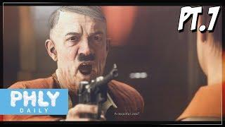 SPACE NAZI | Part 7 (Wolfenstein II: The New Colossus)