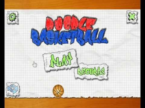 Video of Doodle Basketball