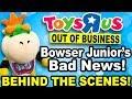 SML BOWSER JUNIOR'S MUSIC VIDEO BTS!!