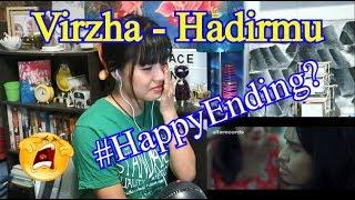 Video Virzha - Hadirmu (Reaction) MP3, 3GP, MP4, WEBM, AVI, FLV April 2019