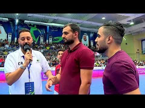الروضان 2018 (13) : مباريات امس