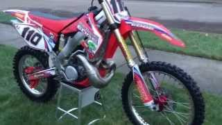 1. 2007 Honda CR 250 For Sale by Performance EDGE