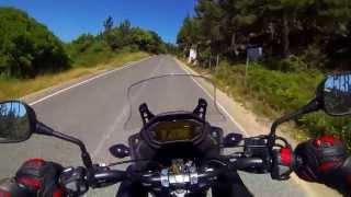 3. Honda CB500X Review & Testdrive (part1)
