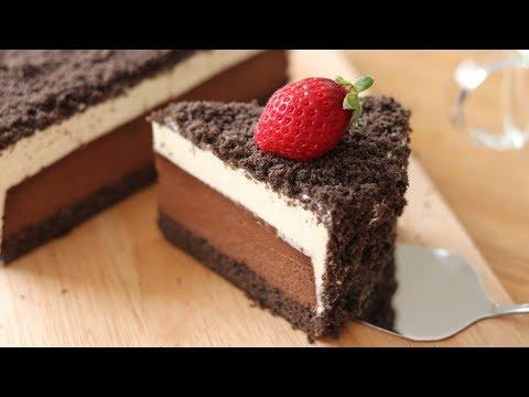 チョコレート・チーズケーキの作り方 Chocolate Cheesecake|HidaMari Cooking - Thời lượng: 10 phút.