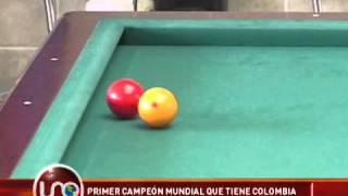 Colombia Tiene Campeón Mundial De Billar A Tres Bandas