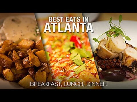 The Best Eats In Atlanta With G. Garvin
