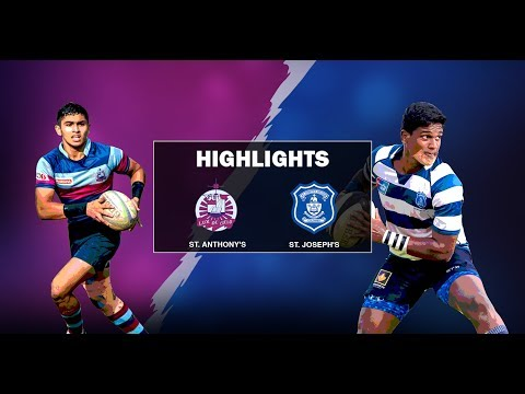 Match Highlights - St. Anthony's College V St. Joseph's College 2019