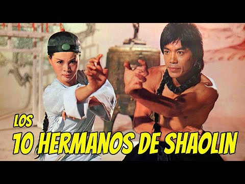 Wu Tang Collection - Los 10 Hermanos de Shaolin (10 Brothers of Shaolin)