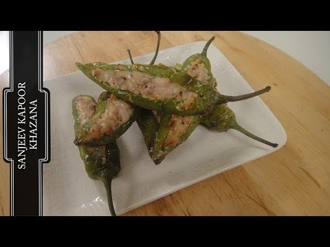 Chicken Stuffed Chillies 19 April 2014 02 PM