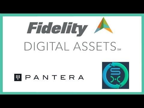Fidelity Digital Assets - Fidelity Crypto Trading & Custody Services - Pantera Capital - SCCEX Exch