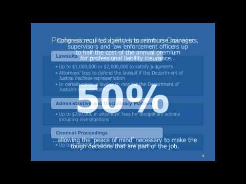 Professional Liability Insurance for Federal Law Enforcement Officers.wmv