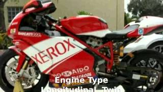 9. 2006 Ducati 999 R Xerox Review & Walkaround