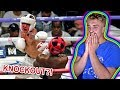 REACTING TO JAKE PAUL VS DEJI!! (FULL FIGHT)