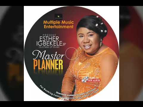 Master Planner by Esther Igbekele