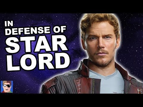 In Defense Of Star Lord