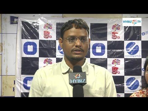 , Prashanth-Omega Job Fair 2016 Hyderabad