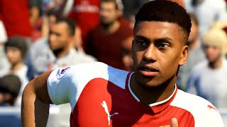Video FIFA 18: ARSENAL RESERVES! Player Faces (PS4/XBONE) (1080p HD) MP3, 3GP, MP4, WEBM, AVI, FLV November 2017