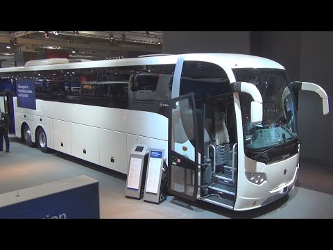 Scania OmniExpress 3.60 Exterior and Interior in 3D 4K UHD