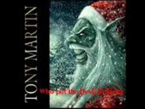 Tekst piosenki Tony Martin - Who Put the Devil in Santa po polsku