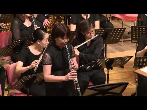 クラリネットのための変奏曲/G.ロッシーニ