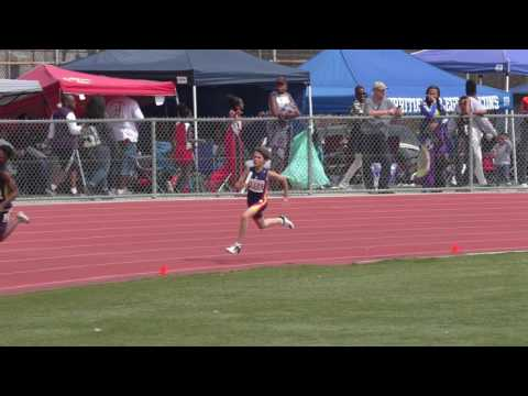 2017 USATF SoCal Valley United 4x100 11-12 50.40