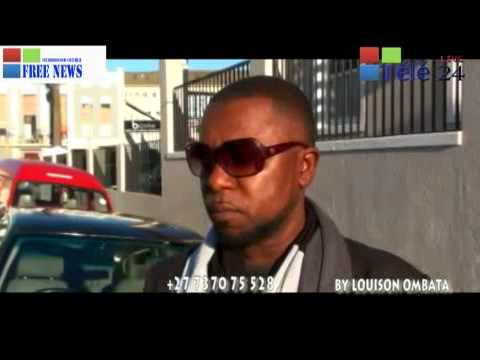 TÉLÉ 24 LIVE: CAPE TOWN  rend Hommage à Alain MOLOTO
