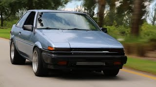880HP Toyota AE86 from HELL! by  That Racing Channel