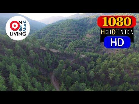 EXPAT VLOG MTB Biking Paphos Forest Stavros CYPRUS GoPro Hero 4 Black Feiyu-Tech G4 Gimbal (видео)