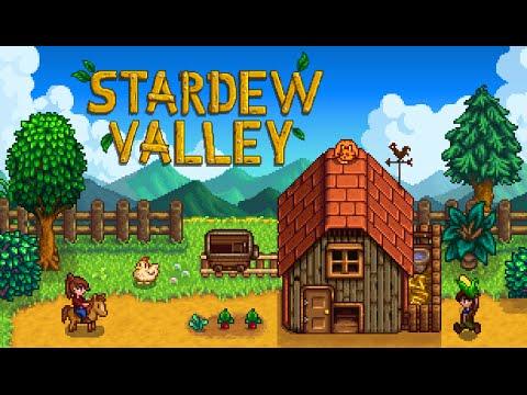 геймплей Stardew Valley
