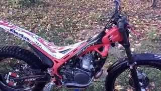 7. Beta Evo 250 walk around