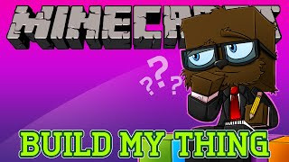 MATH Minecraft Build My Thing (Draw My Thing)