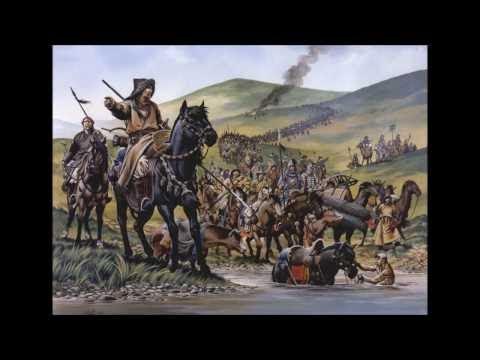 Die Hunnen & Hunnenkönig Attila - ein kluger Machtpolitiker