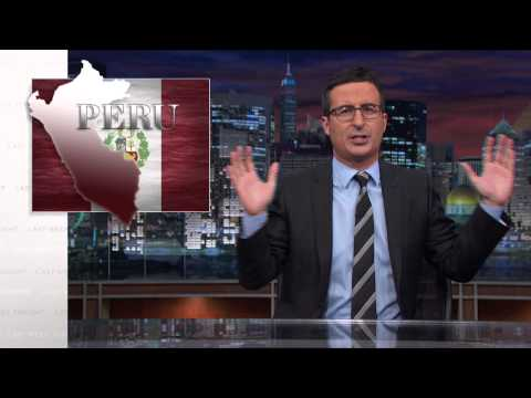 Tonight - ISIS is rapidly spreading throughout the Middle East. One country needs to step up and take action. Get on it, Peru. Connect with Last Week Tonight online... Subscribe to the Last Week Tonight...