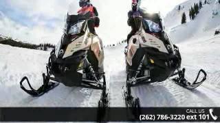 2. 2017 Ski-Doo Renegade Enduro 600 H.O. E-TEC E.S. Renegade...