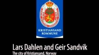 Sandvik Norway  city photos gallery : Interview with Lars Dahlen and Geir Sandvik, The city of Kristiansand, Norway