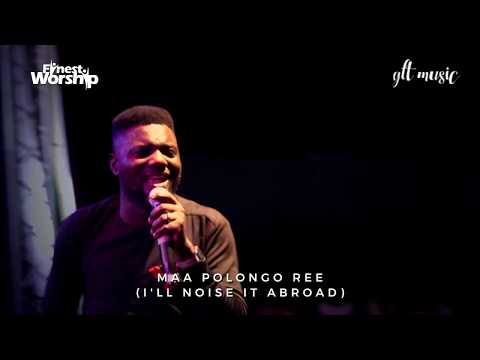Unplugged Praise at FINEST WORSHIP 2019 with Psalmist Nifemi