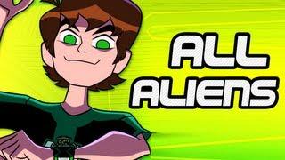 image of Ben 10: Omniverse DS/3DS - All Aliens Unlocked