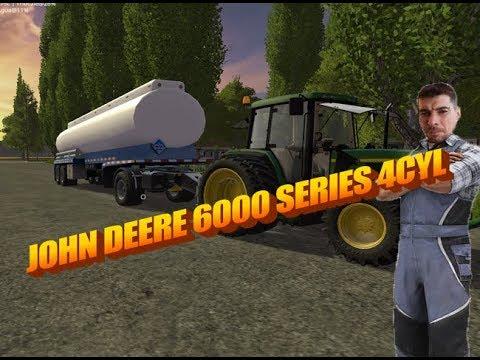 John Deere 6000 Series 4cyl v1.0.0