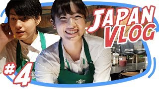 Video PEGAWAI STARBUCKS JEPANG MUKANYA KAYAK...   - Japan Vlog #4 MP3, 3GP, MP4, WEBM, AVI, FLV September 2018