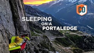 Sleeping On A Big Wall Portaledge With Nina Caprez   Climbing Daily Ep1455 by EpicTV Climbing Daily