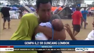 Video Lombok Kembali Diguncang Gempa Besar, Video Kepanikan Warga Saat Gempa 6,2 SR MP3, 3GP, MP4, WEBM, AVI, FLV Maret 2019