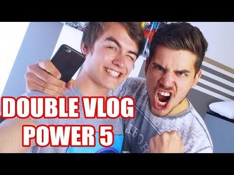 Double Vlog Power 5
