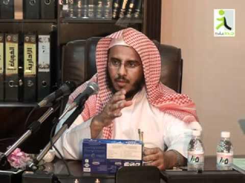 رسالة الى معلمي الحلقات للشيخ علي الشبيلي