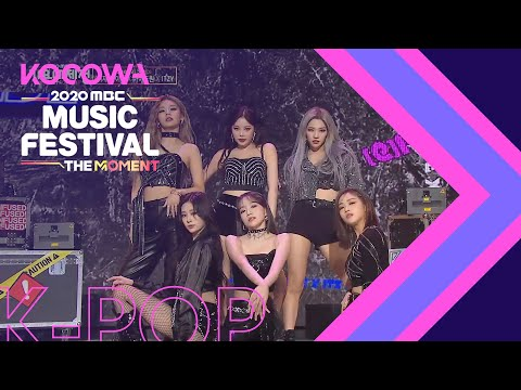 ITZY, (G)I-DLE and IZ ONE - Reflection [2020 MBC Music Festival]